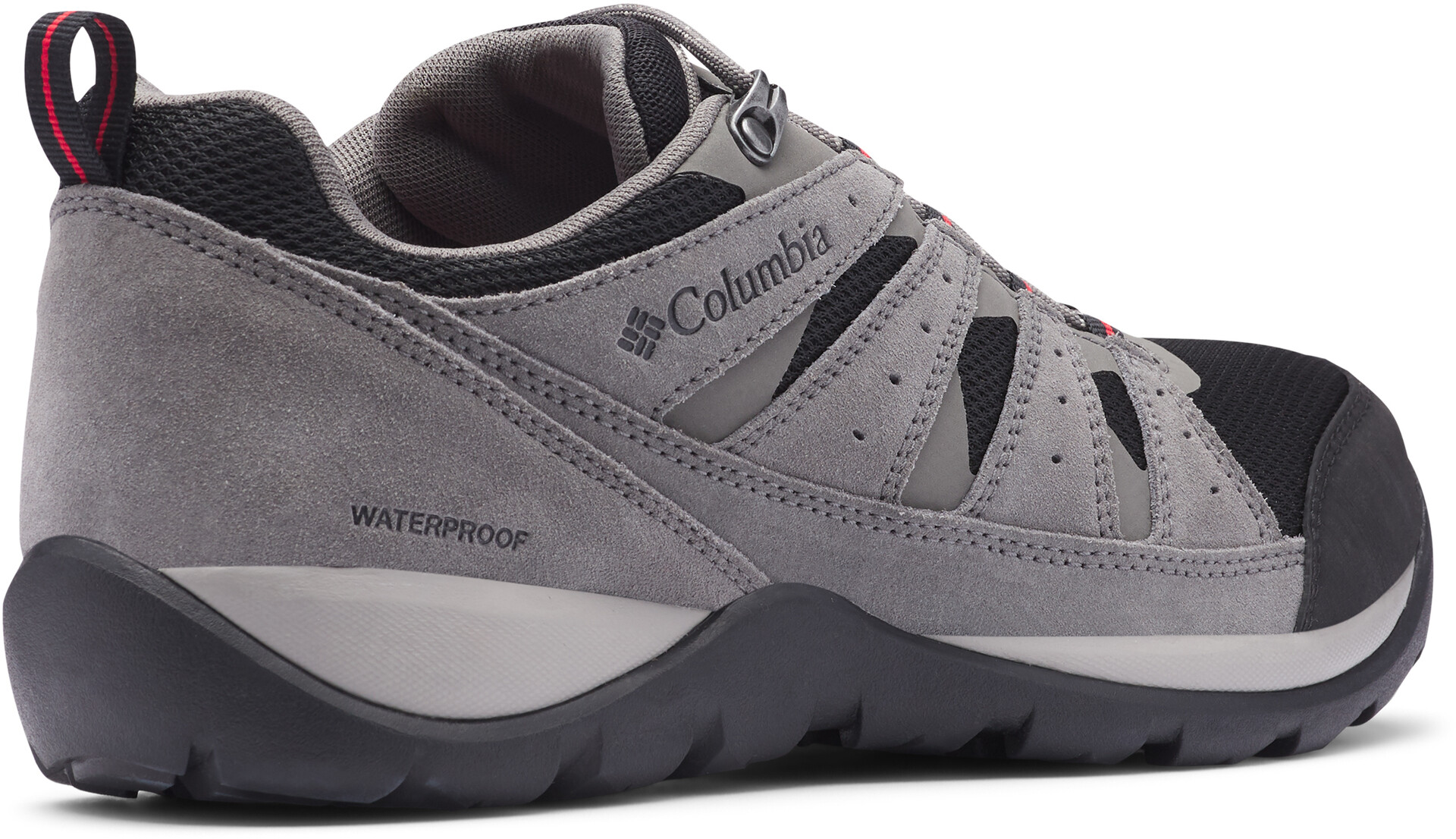 Columbia Redmond V2 Chaussures Imperméable Homme, blackrocket
